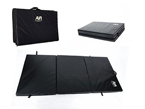 tri fold exercise mat