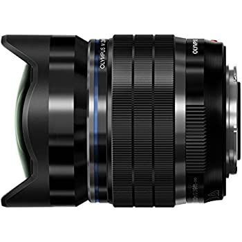 Olympus M.Zuiko Digital ED 8mm f1.8 Fisheye PRO Lens