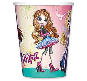 Bratz Fashion Pixiez Paper Cups, 8ct
