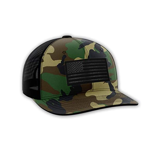 The-Fighting-Forces-American-Flag-USA-Snapback-Cap