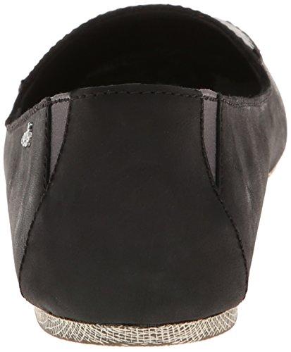 Cushe Womens Lamu Leather Nero