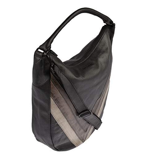 9517892f7c FredsBruder Performer Hobo bag black  Amazon.co.uk  Clothing