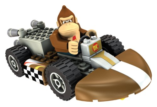 - Nintendo Donkey Kong and Standard Kart Building Set