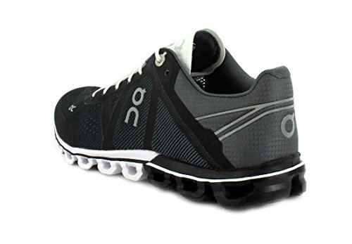 En Running Mujeres Cloudflow Shoe Black / White