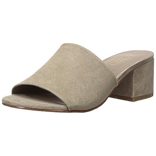 nice XOXO Women's Henrietta Slide Sandal supplies