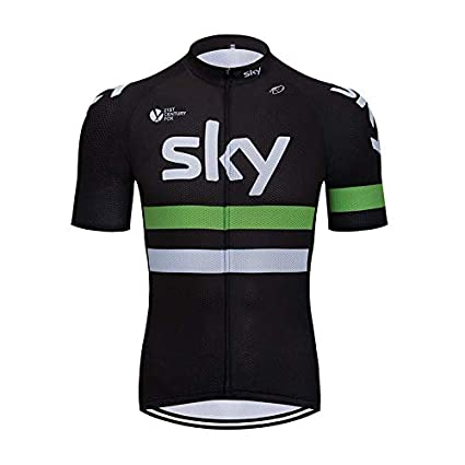 SUHINFE Mens Ciclismo Jersey Team Ciclismo Ropa Jersey ...