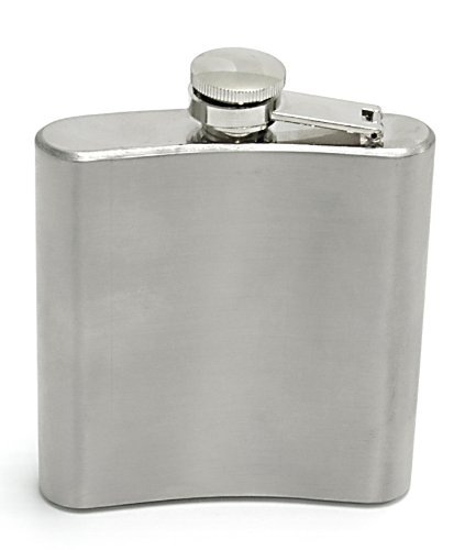 Chinook Stainless Steel 6 Ounces Hip Flask
