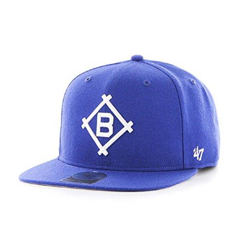 Los Angeles Dodgers Cooperstown Snapback Cap 47 Brand Brookly Dodgers Hat ()