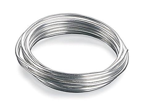 Knorr Prandell 216464106 Aluminiumdraht (3 Meter lang, 0,3 mm ...