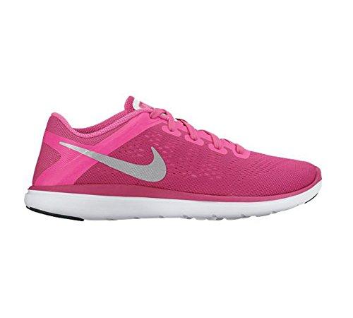 Rn Rosa Para Running 2016 Mujer Zapatillas Nike Flex De gs qEzvxnpwH