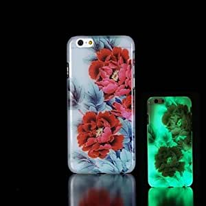 iPhone 6 compatible Graphic/Novelty/Glow in the Dark Back Cover