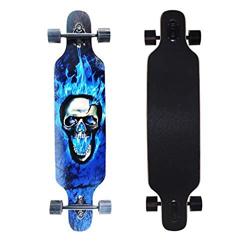 Grande Juguete Longboard Professional Skateboard Complete Cruiser 41 inch