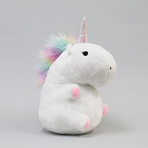 SMOKO Large, Wireless Color Changing LED Light Up Plush Unicorn Pillow (Pillows That Light Up)