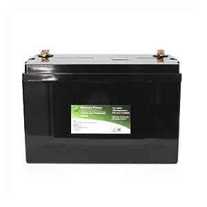 Amazon Com Bioenno Power 12v 100ah Lfp Battery Abs Blf