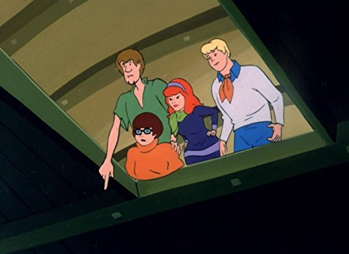 A Clue For Scooby Doo