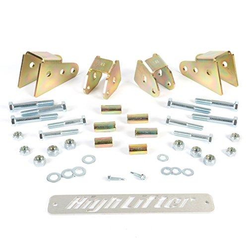 High Lifter Signature Series Lift Kit for 2014-16 Kawasaki Teryx 800 2/4 Seater