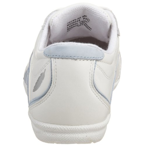 Drew Shoe Womens Elite Sneaker White/Blue Combo bYWM0Dn8ap