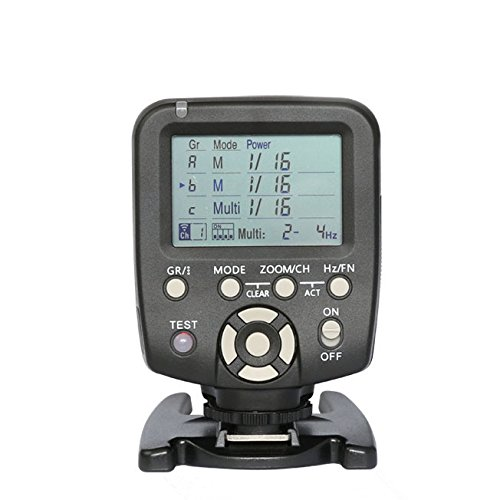 YONGNUO YN560-TX LCD Flash Trigger Remote Controller for Nikon and YN560-III With Wake-up function for Nikon cameras by Yongnuo