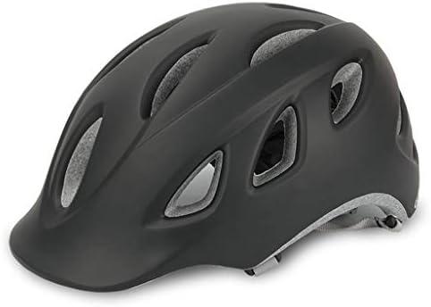 RMXMY アウトドアマウンテンロード自転車レジャー乗馬用ヘルメット男性と女性用ワンピースヘルメット軽量マイクロシェル自転車ヘルメット、360度コンフォートシステム、大人用、若者用、子供用 (Color : D)
