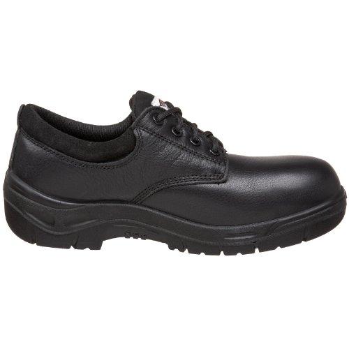 Avenger Safety Footwear Heren 7113 Veiligheids Neus Oxford Zwart