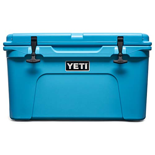 YETI 10045180000 Tundra 45 Cooler, Reef Blue