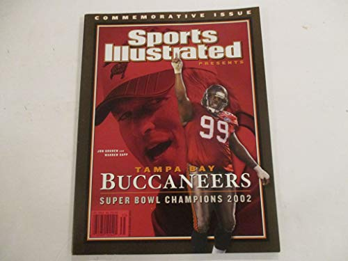 FEBRUARY 5, 2003 SPORTS ILLUSTRATED *COMMEMORATIVE ISSUE* *BUCCANEERS SUPER BOWL CHAMPIONS 2002* FEATURING JON GRUDEN AND WARREN SAPP MAGAZINE ()