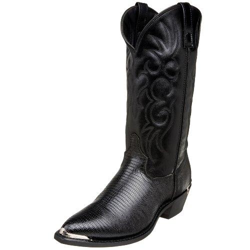 Laredo Men's Atlanta Western Boot,Black,10.5 D ()