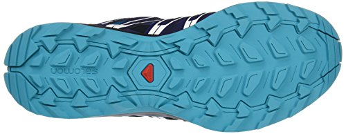Salomon GTX Azul Tide Mujer Lite XA Blue Running de Calzado para Tahitian Astral Trail Aura Bird rarzwEq
