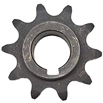 Coleman CK100 Go-Kart Buggy by VMC CHINESE PARTS Front Sprocket #35-40 Tooth