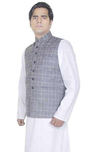 Manteau d'hiver chaud - hommes veste formelle - laine grise veste outwear