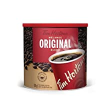 Tim Hortons Coffee Fine Grind Can 930 Gram