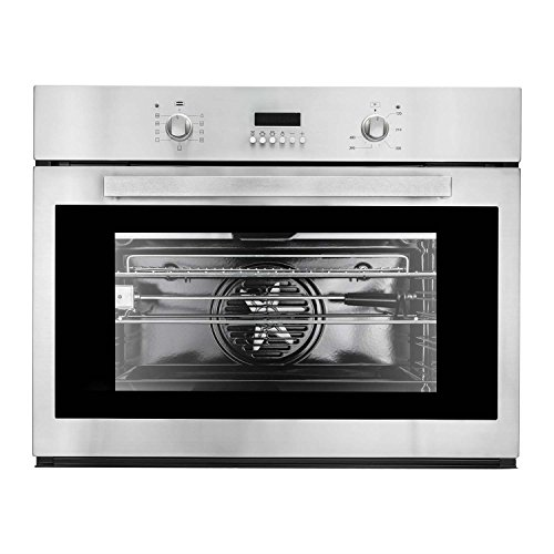 cosmo-cov-309d-stainless-steel-electric-wall-oven