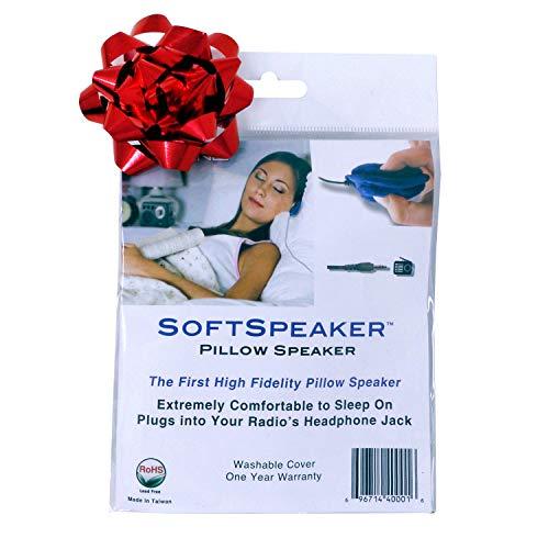 C Crane Company PS2 SoftSpeaker Pillow Speaker (Blue)