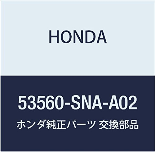 - Genuine Honda 53560-SNA-A02 Tie Rod End