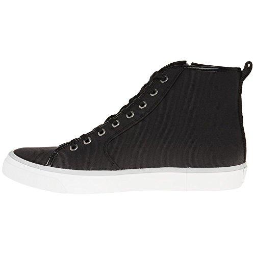 Sneaker Emporio Zip Black Hi Nero Top Armani Donna XxH7UxqOw