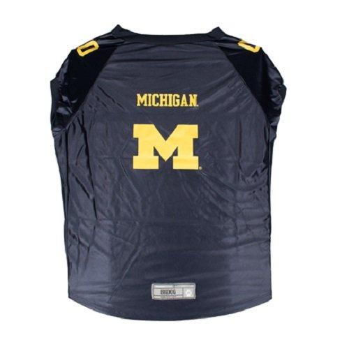 NCAA Michigan Wolverines Premium Pet Jersey, Big Dog