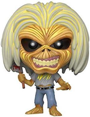 Rocks Popsplanet Funko Pop Iron Maiden Killers Eddie #144