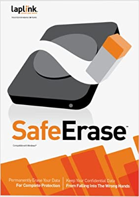 Laplink SafeErase 6.0 - 64 Bit [Download]