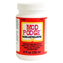 Mod Podge Waterbase Sealer, Glue and Finish (8-Ounce), CS11201 Gloss Finish