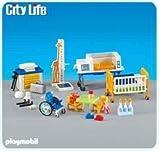 Playmobil 6295 Service de Pediatrie Nouveaute 2013