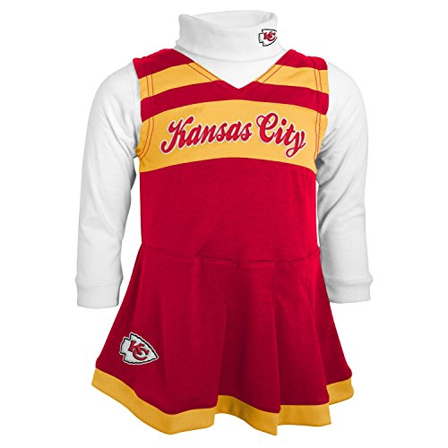 Girls Cheer Jumper Dress
