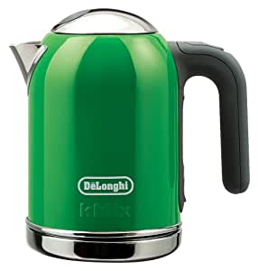 DeLonghi kmix boutique electric kettle 0.75 L (green) SJM010J-GR