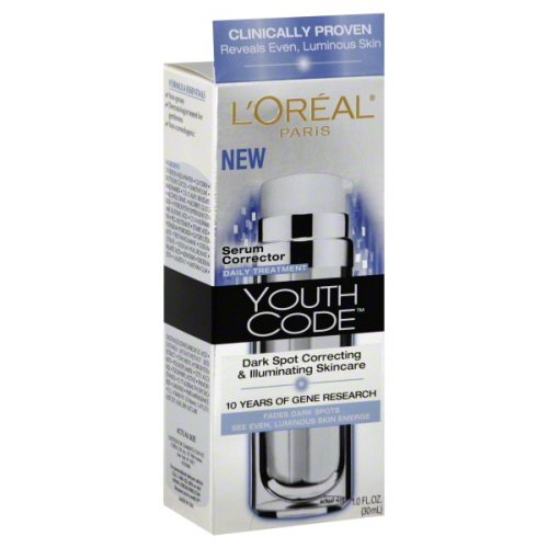L'OREAL Youth Code Dark Spot Serum Corrector - 1 oz (Youth Code Serum)