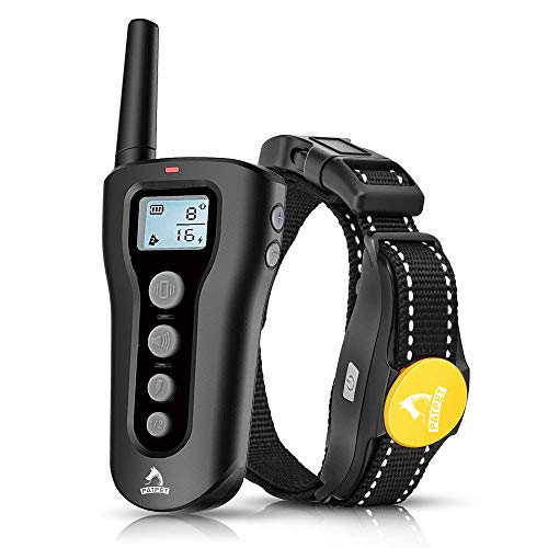 PATPET Dog Shock Collar with Remote - 1000