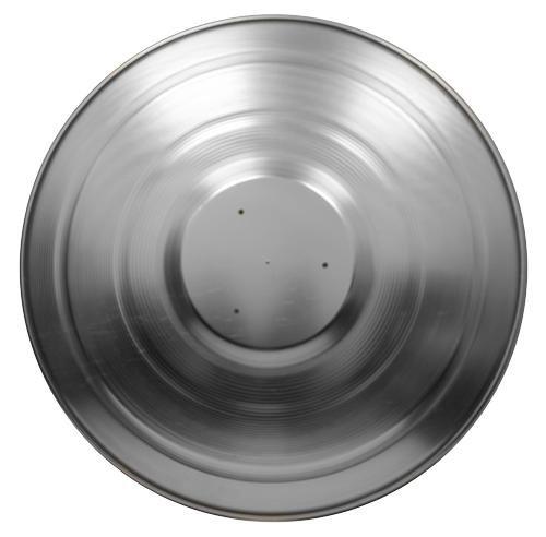 Patio Heater Hiland Single Piece Heat Reflector Shield (3 Hole Mount) FCPTHP-1PC-SHIELD by FIREPLACE CLASSIC PARTS