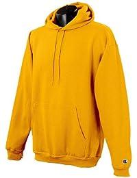 Men's Front Pocket Pullover Hoodie Sweatshirt