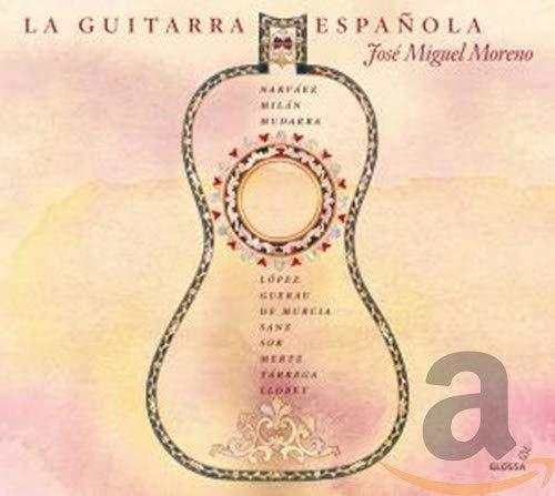 La Guitarra Española: Obras De Narvaez, Milan, Mudarra, Lopez ...