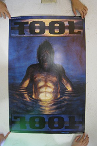 Tools Poster (Tool Poster Man Rising Out Of Water)