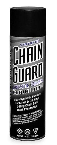 - Maxima Crystal Clear Chain Guard - 13.5oz. 77920