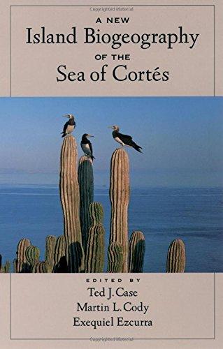 Island Biogeography in the Sea of Cortez